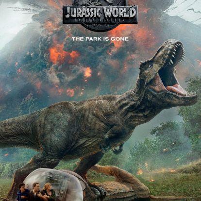 Jurassic World: Fallen Kingdom (Jurassic World: Bukott birodalom – 2018.)