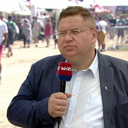 Bajkai István: Hunvald eddigi pozícióban tartása is jól jelzi az MSZP alászállását