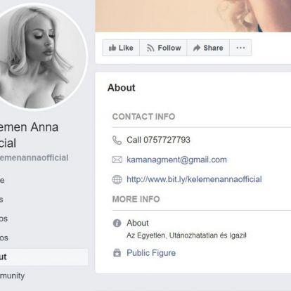 Dermesztő celebrejtély a Facebookon: Zámbó Krisztiántól Hajdú Péteren át a TV2 Tényekig mindenkinek ugyanaz a telefonszáma