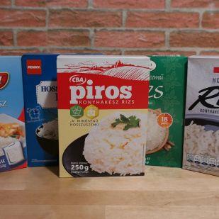 Zacskós rizst teszteltünk - ezt vedd meg, ha nem akarsz a rizsfőzéssel bajlódni
