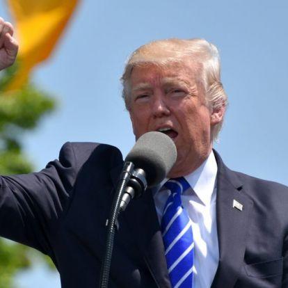 Donald Trump 733 milliárd forintot költhet a mexikói határfalra - jóváhagyta a legfelsőbb bíróság is