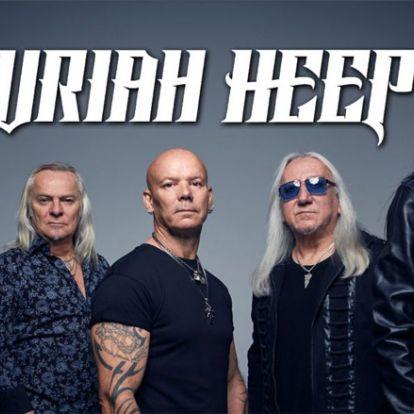 Nagyon kemény, nagyon szerény… − Megzúzta Mezőkövesdet a Uriah Heep