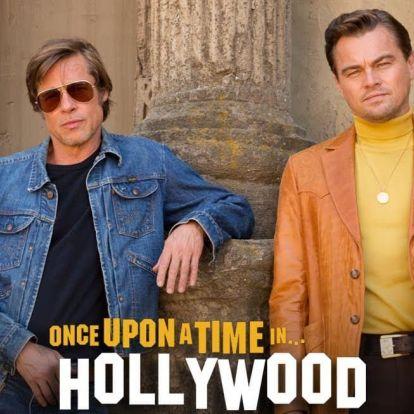 FILMKRITIKA (SPOILERMENTES): Volt egyszer egy... Hollywood
