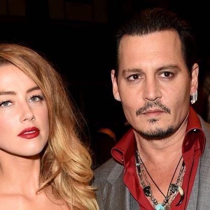 Johnny Deppet olyan súlyosan bántalmazta volt felesége, hogy utána kórházba kellett szállítani