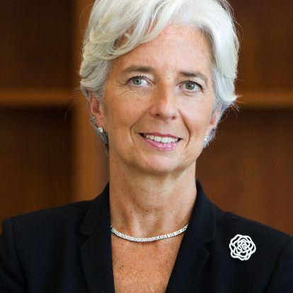 Kapós Lagarde széke – öten pályáznak az IMF élére