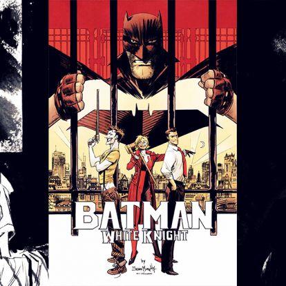 Batman: White Knight (képregényajánló)