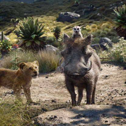 Brutális bevételt generált Az oroszlánkirály