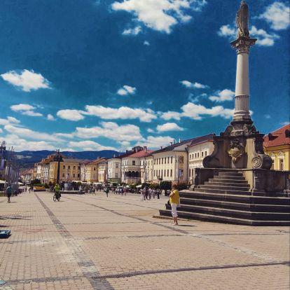 Banská Bystrica, azaz Besztercebánya