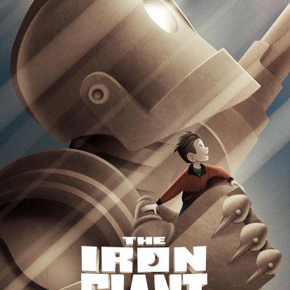 The Iron Giant (Szuper haver - 1999.)