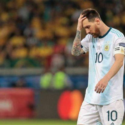 Messit három hónapra eltiltották