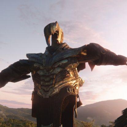 Végjáték: Az a bizonyos jelenet Thanos-szal még morbidabb, mint gondolnánk
