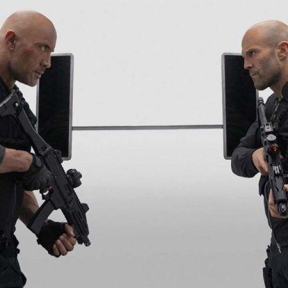 Dwayne Johnson és Jason Statham világmentése elkezdte szétverni a mozikat