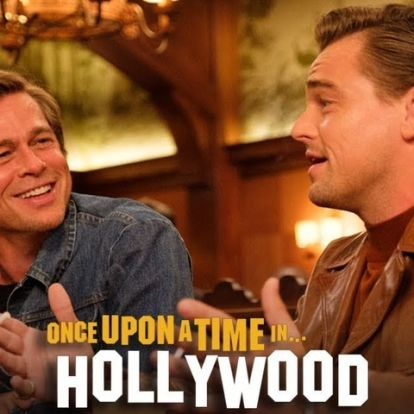 Volt egyszer egy Hollywood (Once Upon a Time in Hollywood) 2019