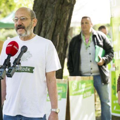 Nem érdekli az összefogás, elindul a Bulinegyedért az LMP volt budapesti elnöke