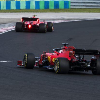 F1: Spában első 2019-es győzelmére hajt a Ferrari