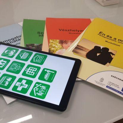 Különleges applikációval segítik a fogyatékkal élők mindennapjait