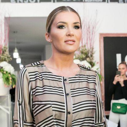 Hódi Pamela nem engedi, hogy lányukat Berki Krisztián realityben szerepeltesse