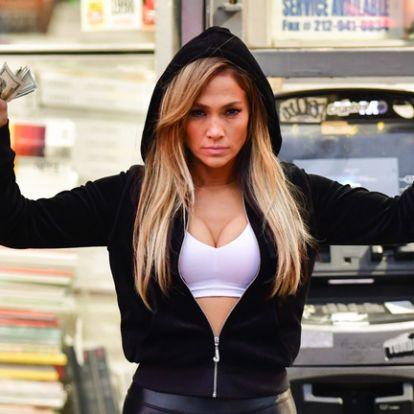 A Wall Street pillangói címmel jön Jennifer Lopez új filmje