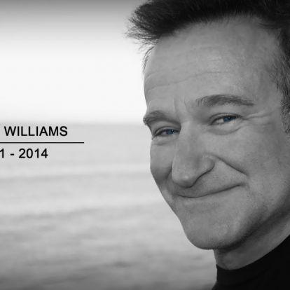 Már 5 éve, hogy elment Robin Williams