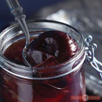 Brandys szilvakompót recept - Befőzés, aszalás - Receptvarázs – receptek képekkel
