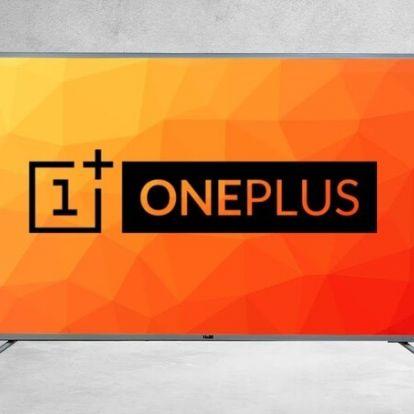 Az OnePlus Android-alapú tévével zúzná le a piacot