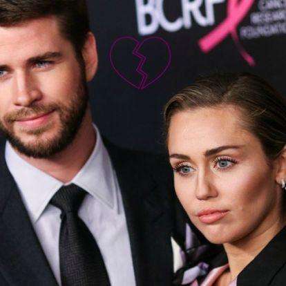 Végre Miley Cyrus férje is megszólalt a válásról