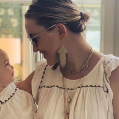 Kate Hudson kisbabás fotójánál nem látsz ma cukibbat