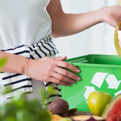 5 egyszerű trükk, amivel csökkentheted a hulladékot az otthonodban