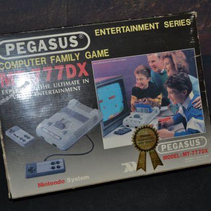 Pegasus MT-777DX