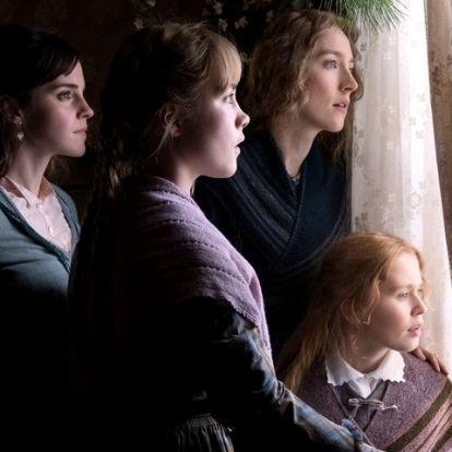 Karácsonyra jön az új Kisasszonyok-film, nézzetek bele!