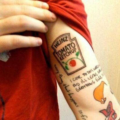 Az év metaterméke lett a Heinz Ed Sheeren-es ketchupja