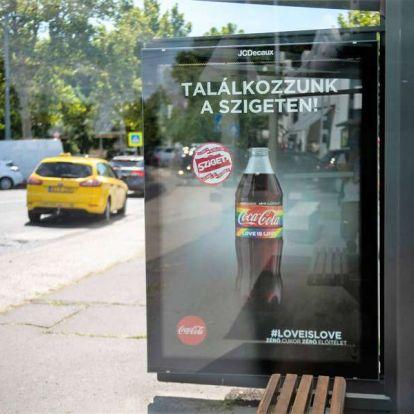 A provinciális kis magyar botrány után elnémult a Coca-Cola
