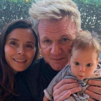 Gordon Ramsay 4 hónapos fiának több követője van, mint sok magyar celebnek
