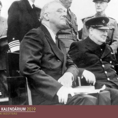 Augusztus 14.: kiadják az Atlanti Chartát (1941)