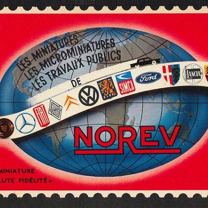 Norev katalógus 1965