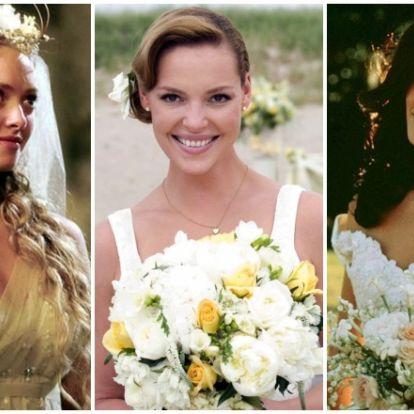 Az 5 legjobb esküvői témájú film – Látnod kell őket!