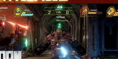 Teljesen új koncepcióval fog jönni a Doom Eternal többjátékos módja