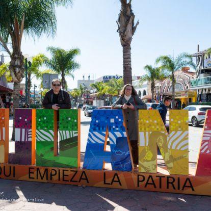 ¡Bienvenida a Tijuana!