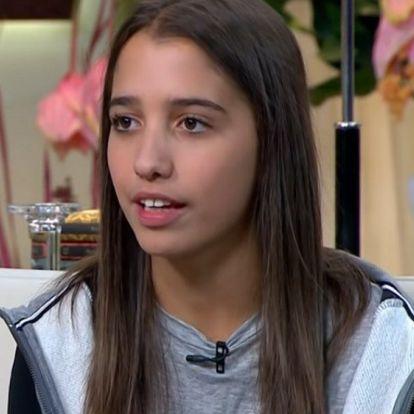 Letiltotta az Instagram Schobert Norbi lányának profilját egy fotó miatt