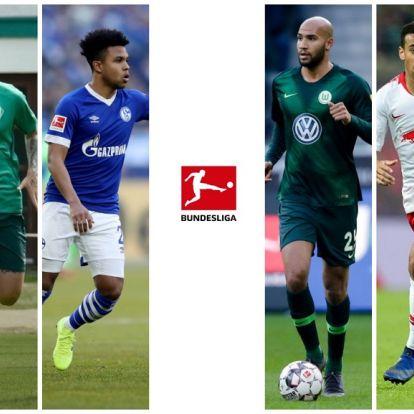 "Ők Pulisic örökösei: rajtol a ""legamerikaibb"" topbajnokság, a Bundesliga"