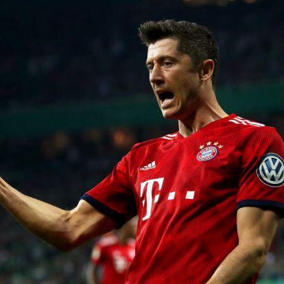 A Bayern botlott a nyitányon, de máris vigasztalódik