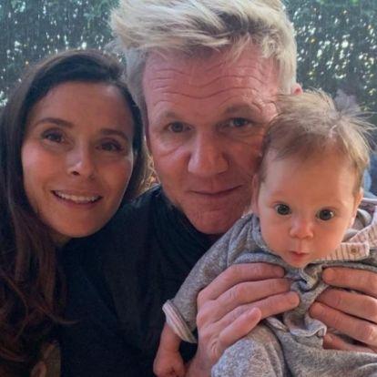 Gordon Ramsay 4 hónapos kisfia már most olyan mérges arcot tud vágni, amiről apja híressé vált