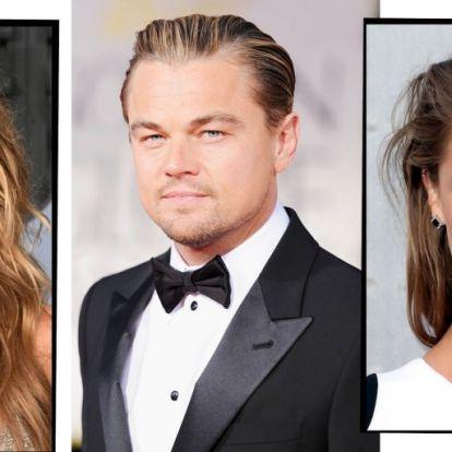 Leonardo DiCaprio megannyi szerelme – eddig | Elle magazin