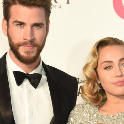 Szüleik miatt nem válik Miley Cyrus és Liam Hemsworth?