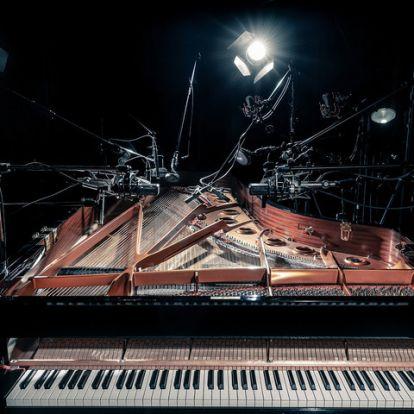 Zongoraépítés: Rezonanciateszt