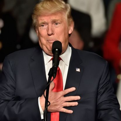 Elárulta Trump, kivel indul újra az elnöki székért