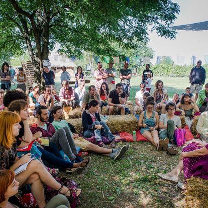 Akusztikus koncertek és workshopok igen, hulladék egyáltalán nem lesz a Gyüttment Fesztiválon