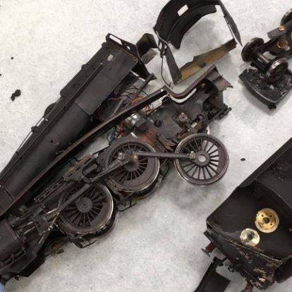 Elítélték a tiniket, akik részegen szétvertek egy komplett vasútmodell-kiállítást