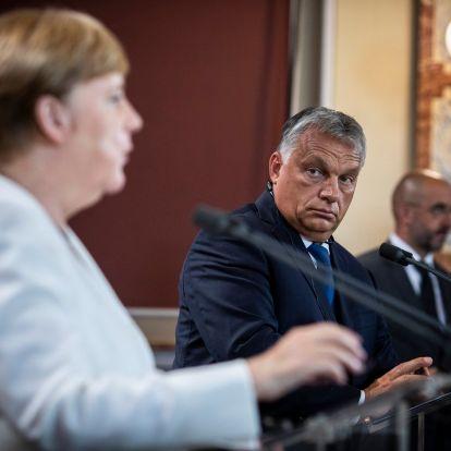 Merkel a mérlegen