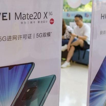 Visszaszól a Huawei Trumpéknak